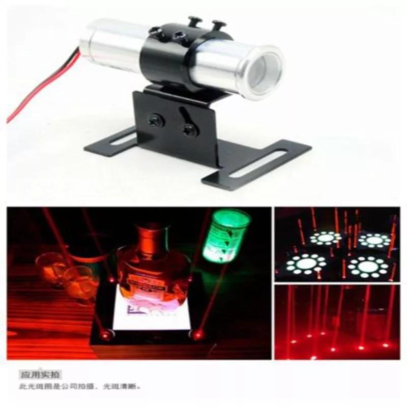 22 мм держатель 130 мВт 650 нм красный лазер модуль планка сцена KTV жир луч освещение 2270