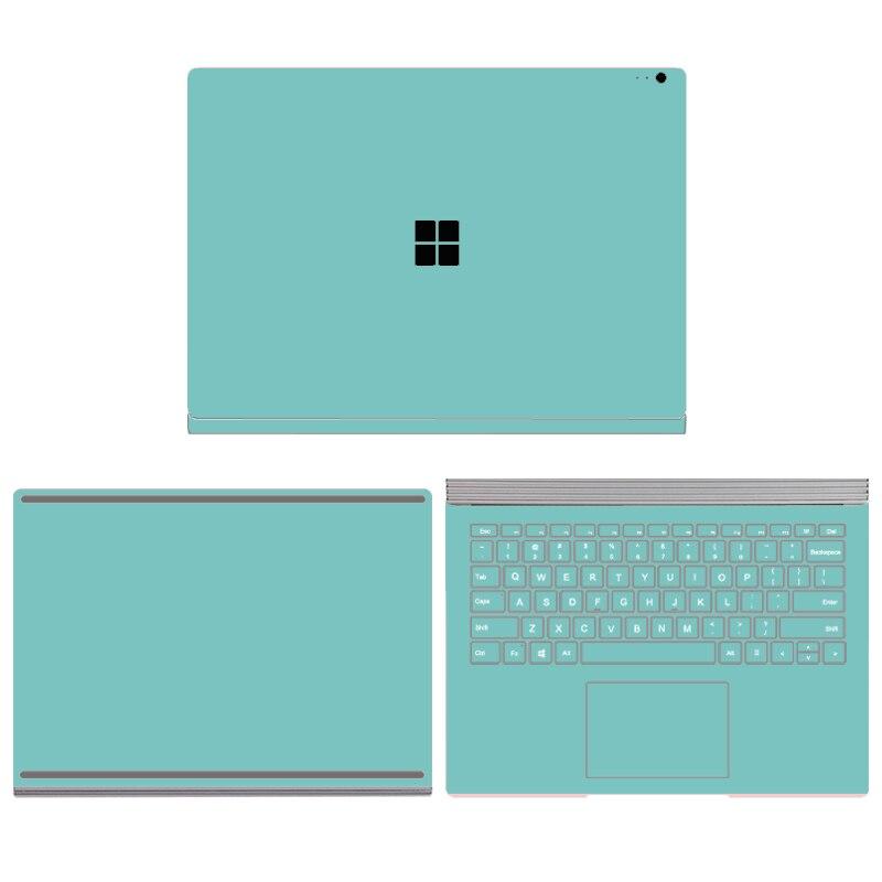 Etiquetas da Pele do Portátil para Microsoft Peles do Vinil do Pvc para o Livro de Superfície Surface Book Livro 3 13.5 i5 i7 15 Decalque 2 –