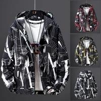 2021 spring men jacket luminous hip hop retro color patchwork jackets windbreaker streetwear track hipster plus size 5xl 6xl 7xl