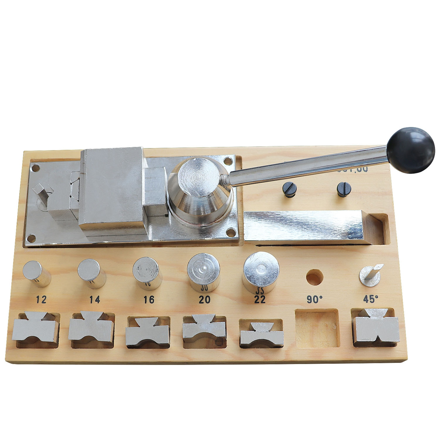 Ring Bender Small Plastic Bending Machine Gold, Silver And Copper Bending Machine Forming Round Machine Jewelry Equipment Tools