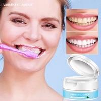 Мятный порошок для отбеливания зубов, полости рта, зубная щетка, пробиотики, отбеливатель, одонтология, витамин, инструмент для чистки зубов