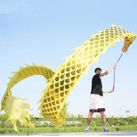 a dance with dragons for adults new year dragon festival celebration workout fitness equipment accessories party props