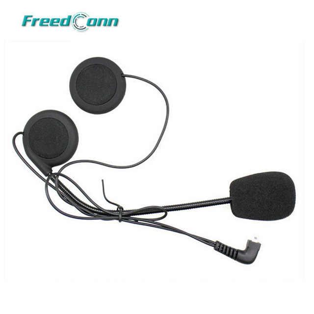 Accesorios Para Auriculares Con Micrófono Compatible Con Freedconn T Com02 T Comvb Bluetooth Casco Intercomunicador Piezas De Auriculares Cascos Auriculares Aliexpress