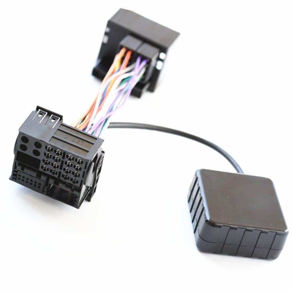 De Audio de coche Bluetooth 5,0 receptor adaptador Aux para OPEL CD30 CDC40/CD70/DVD90 Módulo de Radio Bluetooth Cable Aux