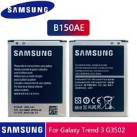 Samsung Original Battery B150AE B150AC For Samsung GALAXY Trend3 G3502 G3508 G3509 i8260 i8262 G350E G350 Phone Battery 1800mAh