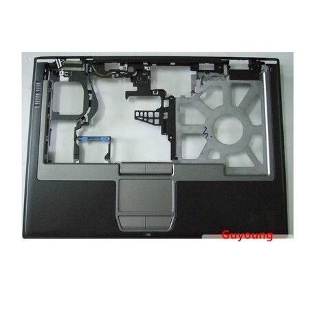 Para Dell D630 cubierta del teclado del portátil C nueva Original D630 Palm Rest Dell caso WM534