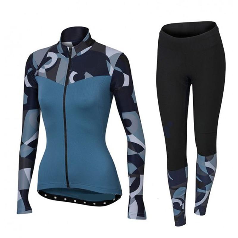 Ropa femenina para bicicleta de montaña, accesorio para bici, 2021