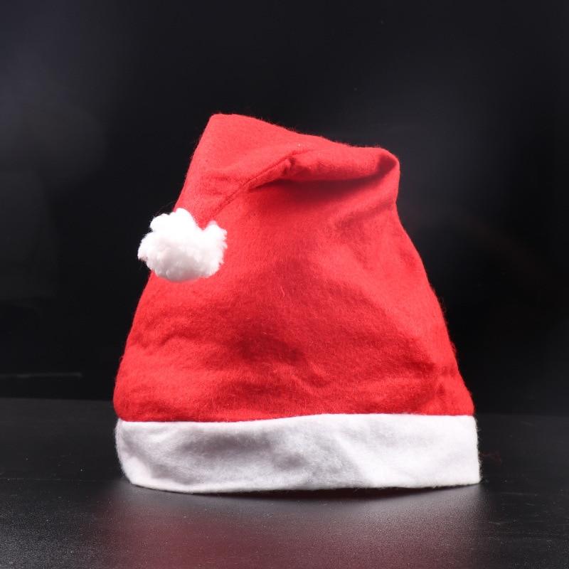 baby costume set 0 2y santa elf climb clothes sets boys gilrs christmas rompers overalls roupas santa claus jumpsuits and hat New Year Party Supplies Cap Christmas Party Santa Hats Cap Hat For Santa Claus Costume XMas Decoration for adult