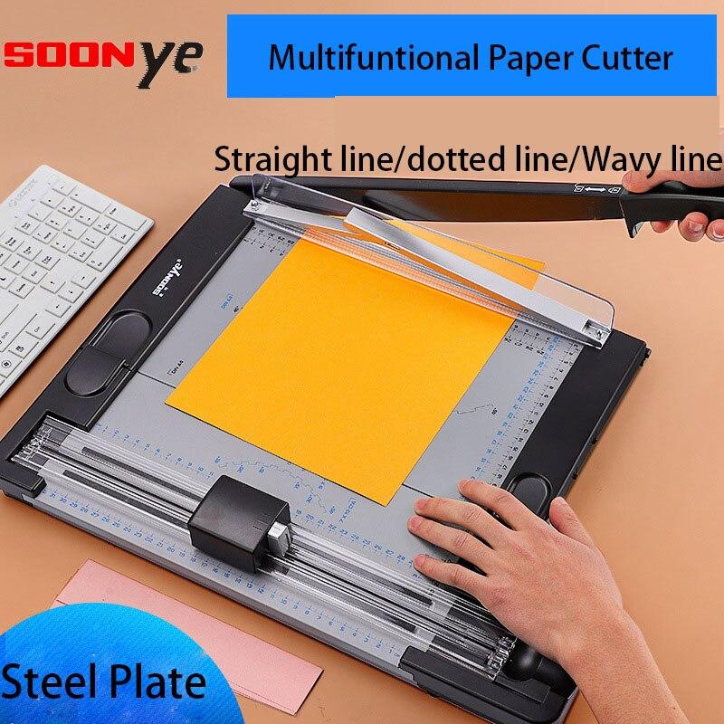 All-leaf small paper cutter | Paper cutter paper cutter a4 manual paper cutter | Professional photo paper cutter cutting knife