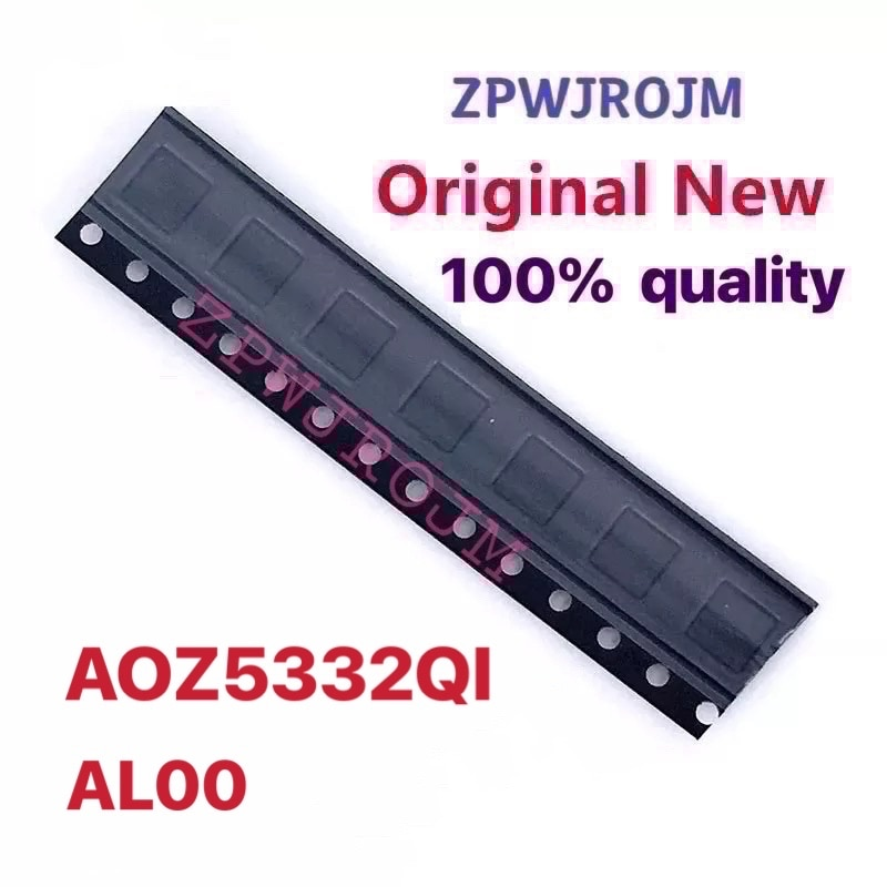 5-10 pz AOZ5332 AOZ5332QI (AL00 ALOO) QFN-31