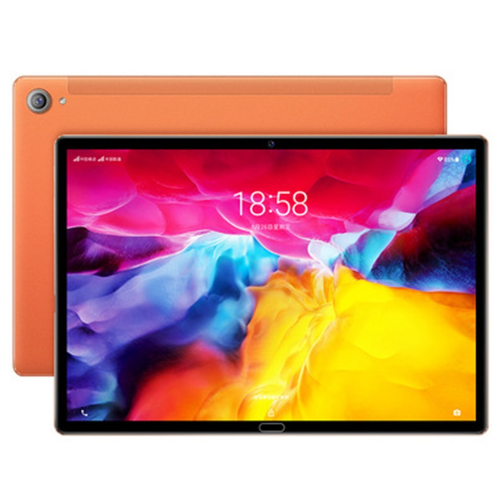 10.8 Inch Ultra-Thin Tablet 2k Screen Ten Core E 2560*1600 Ips Display 3gb/32gb Network Tablet Android Dual Camera