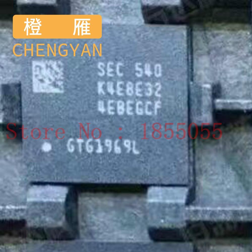 CHENGYAN K4E8E324EB-EGCF K4E8E32 4EBEGCF 1G K4EBE304EB-EGCG K4EBE30 4EBEGCG LPDDR3 4G BGA178