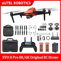 Детали для дрона Autel Robot EVO II 2 Pro, HD камера с радиоуправлением, складной аккумулятор 40 мин, 9 км, защитная крышка пропеллера, фильтр, линзы