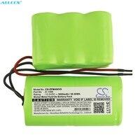 Cameron Sino 3000mAh Battery E-1486 for ZEPTER PWC-400Turbohandy 2 in 1