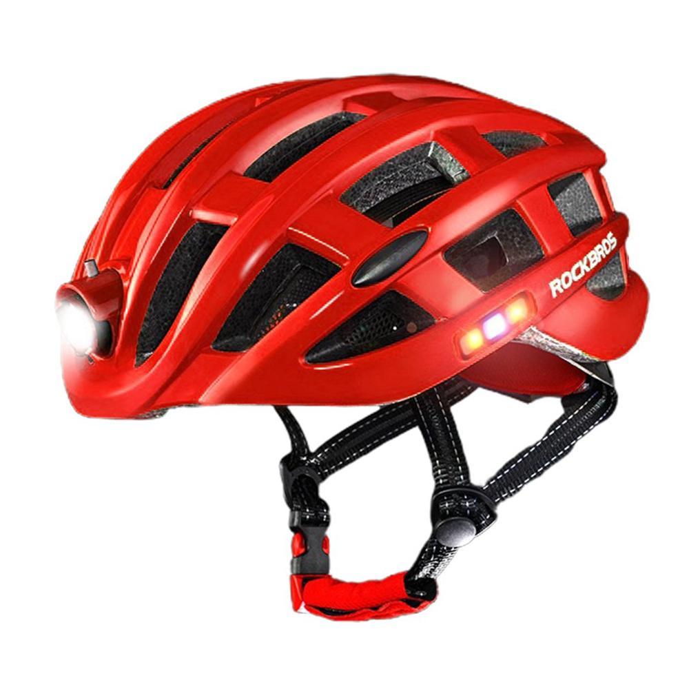 Nova à prova de chuva bicicleta ultraleve capacete de ciclismo luz capacete integralmente-moldado seguro montanha escalada estrada capacetes da bicicleta quente