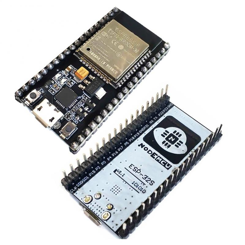 Bordo doppio CP2104 IOT di MCU della CPU dei centri di WiFi Bluetooth di ESP-32 del bordo di sviluppo ESP32 per luanodo NodeMcu ESP32S per Arduino