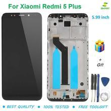 LCDs Für xiaomi Redmi 5 Plus LCD Display Bildschirm Ersatz 5,99 zoll 2160*1080 Für xiaomi hongmi Redmi 5 Plus LCD Display werkzeuge