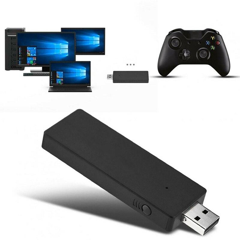 Adaptador inalámbrico para PC, receptor USB para Microsoft XBOX ONE, controlador, Adaptador inalámbrico para PC, Windows 7/8/10, PC, portátiles