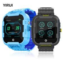 Smart 4G Remote Camera GPS WI-FI Child Student Smartwatch SOS Video Call Monitor Tracker Location Ph
