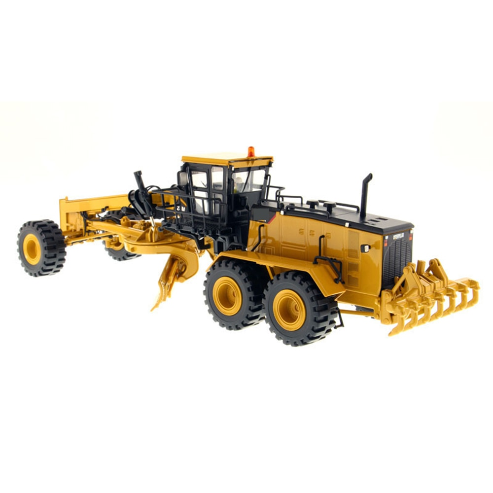 1/50 Scale Diecast Masters (#85264) Caterpillars 24M Motor Grader Truck Vehicle Engineering Model Car Gift Toys kid model toys 1 50 scale engineering vehicle truck car model 140m3 motor grader high line series 85544 diecast model toys