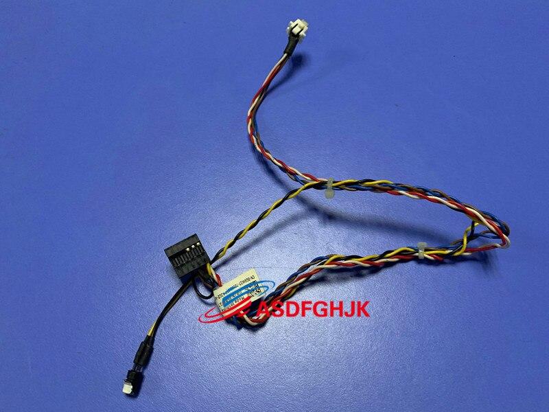 Para dell vostro 260s power led interruptor de montagem do cabo g6w27 0g6w27 CN-0G6W27