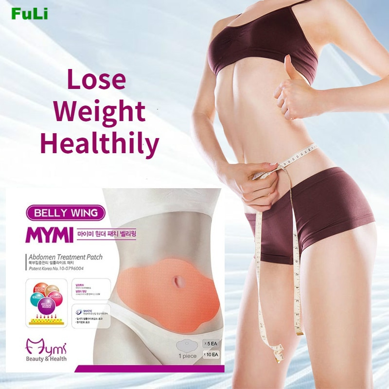 15 PCS Belly Slimming Patch Wonder Anti-Obesity Slimming Patches Weight Loss products Abdomen Treatment Weight Loss Fat Burner