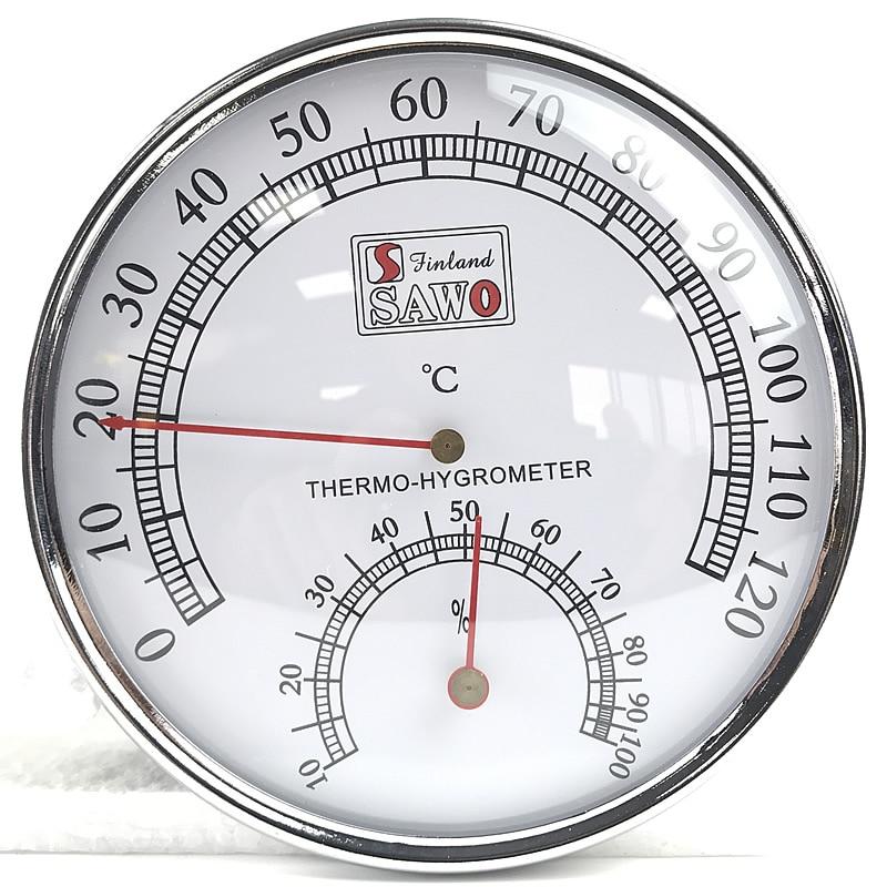 Термометр для сауны, гигрометр