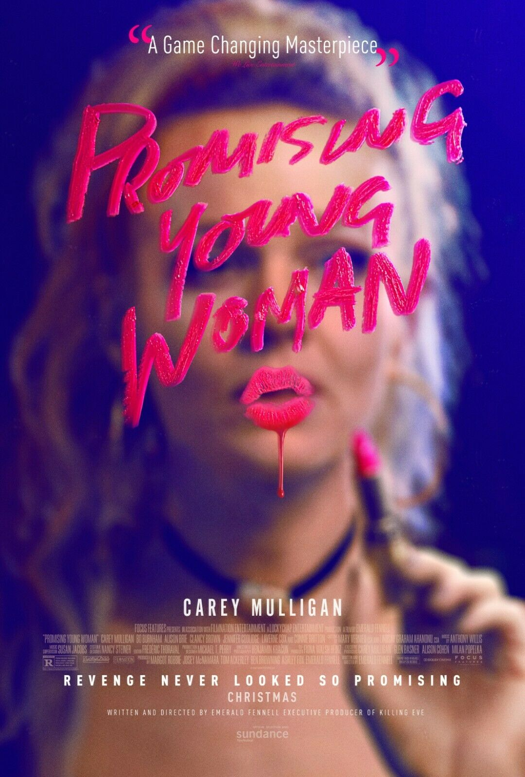 Promising Young Woman Movie Poster Home Decor Silk Poster Picture 12x18.24x36inch