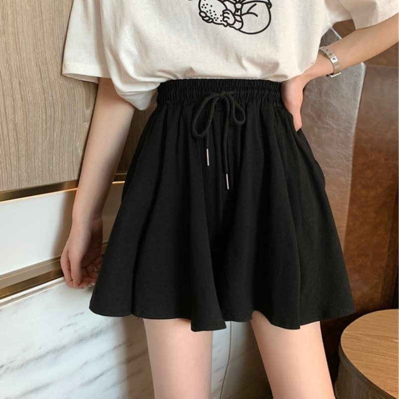 INS Super Popular Sports Shorts Women's Summer Thin Loose Korean Style Outdoor All-Matching Hot Pant