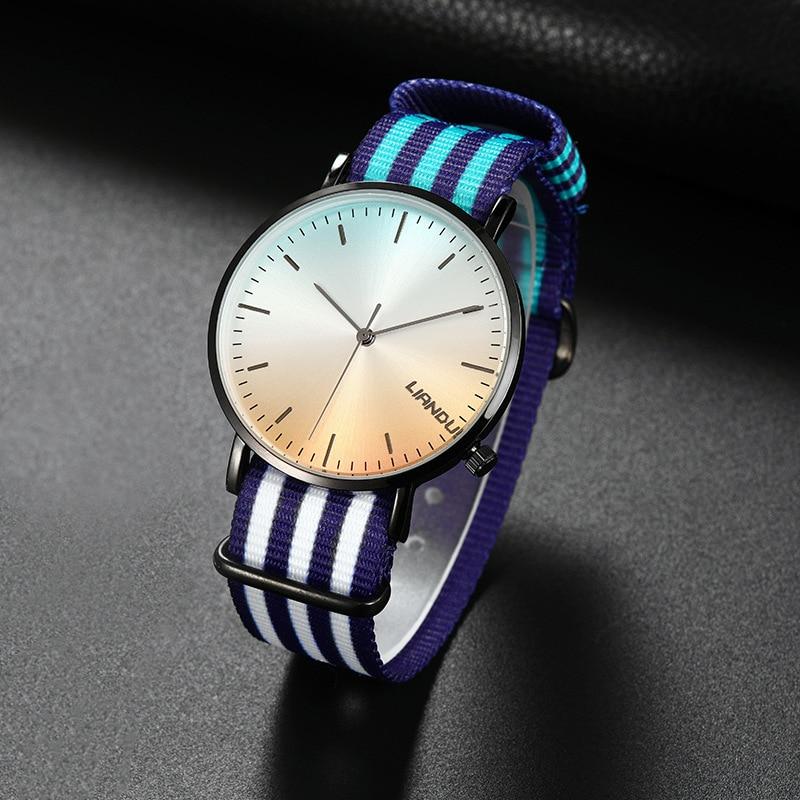 Fashion Men's And Women's Business Watch Ladies Student Sports Quartz Watches For Child Girls Boys Gift  Clock Relogio Feminino enlarge