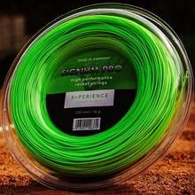 Corde de Tennis Polyester SINGNUM PRO x-perience octogonale Composite haut Spin 1.24 corde de Tennis Ultra Spin 200m