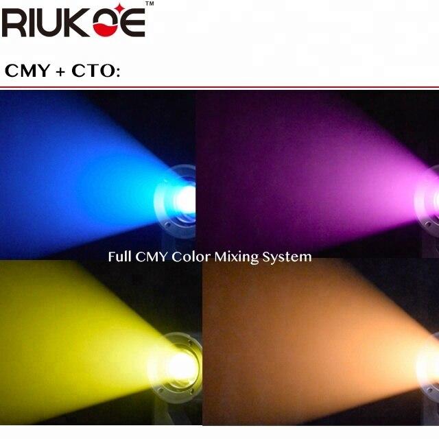 تصميم جديد تتجه المهنية Led ضوء المرحلة المنتج CMY CTO dmx 300 واط شعاع غسل بقعة 3in1 led تتحرك رئيس ضوء