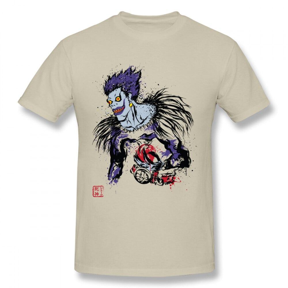 Camiseta de Shinigami para hombre de talla grande 4XL 6XL