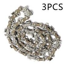 10 polegadas motosserra serra de lâminas de corrente sears 3/8 lp. 050 calibres 40 ligação nova