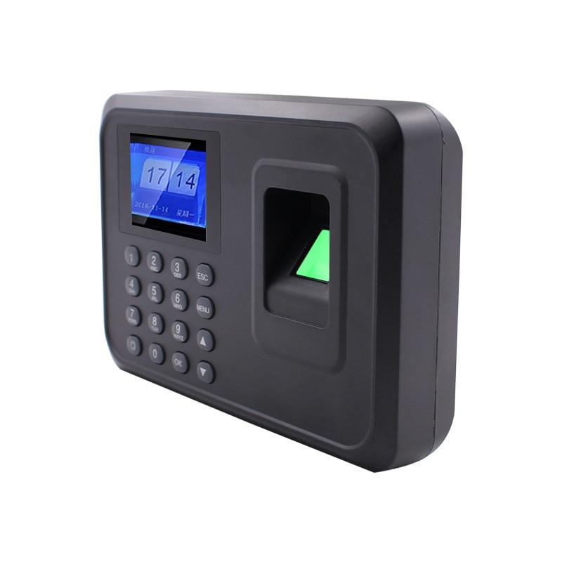 Fingerprint attendance machine Free of software attendance machine support english Spanish, Portuguese, Korean
