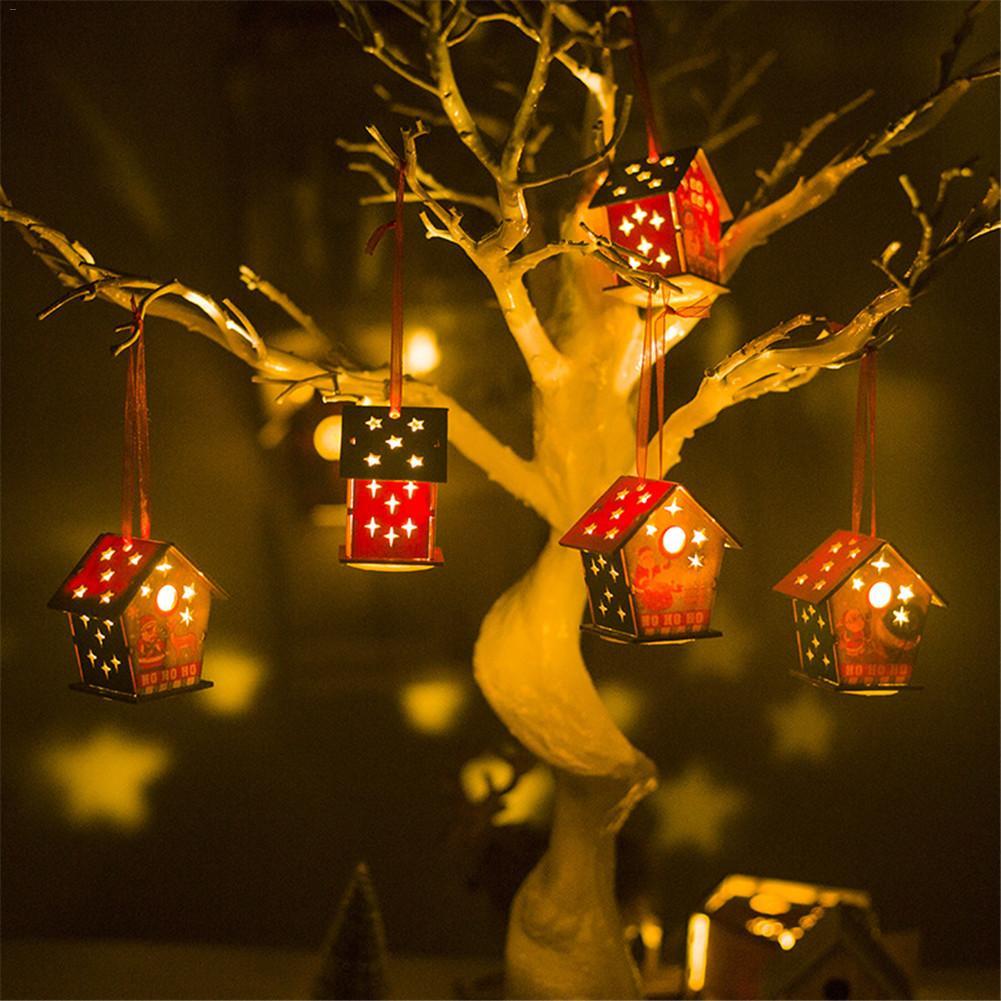 Светодиодный светильник Ins Рождественские декоративные лампочки Праздничные
