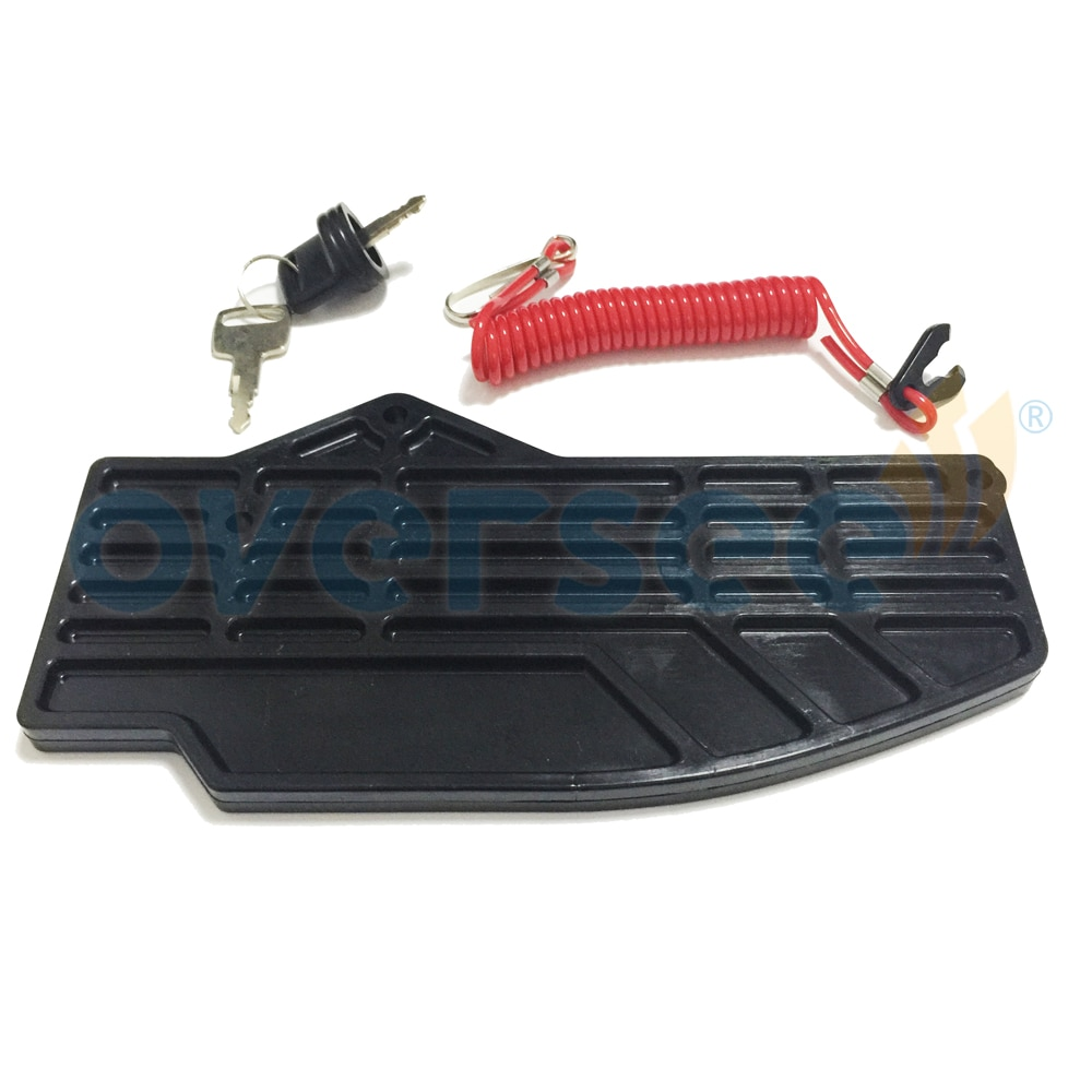 703-48205 Outboard Remote Control Box 10Pin Cable For Yamaha Outboard Motor 703-48205-17 Push to Open 703-48205-15 enlarge