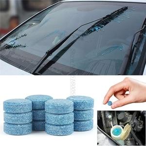 Image 1 - Не замороженные автомобильные аксессуары 50 градусов, очиститель стеклоочистителя, очиститель стекла для мытья лобового стекла, инструмент для очистки лобового стекла, очистка планшета