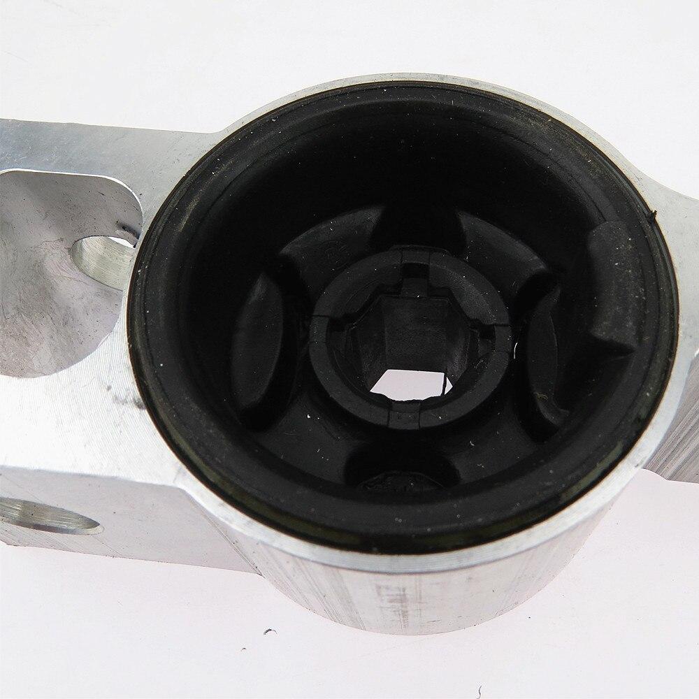 SCJYRXS 2Pcs Aluminium Rubber 2.0T Suspension Arm Control Bearing Bushing For Audi Q3 CC VW Passat B6 B7 Tiguan 3C0199231