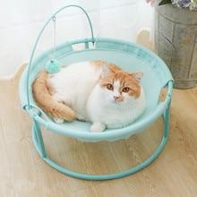 Summer Pet Hammock Cats Beds Indoor Puppy Cat House Mat for Warm Dogs Bed Kitten Window Lounger Cute Sleeping Mats Products