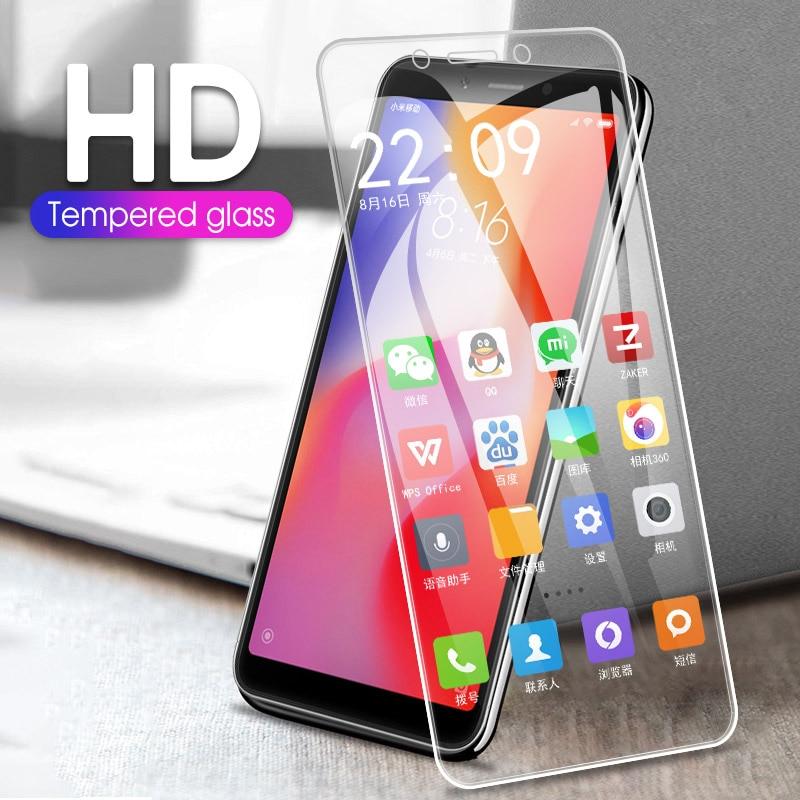 Screen protector For Xiaomi CC9E Mi A3 9 8 SE 6X A2 5X A1 Mix3 Max3 Play Protective Film For Xiaomi Redmi Note 7 6 Pro 7 6A