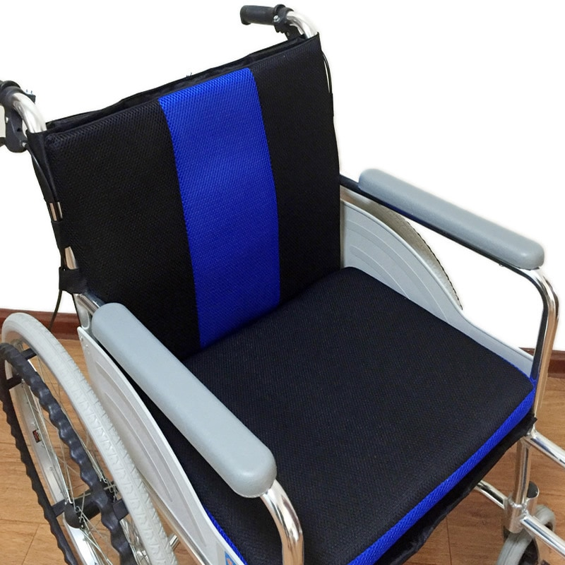 Polyester Integrated Chair Cushion Modern Style Breathable Cushion Sofa Wheelchair Seat Mat Soft Seat Cushion Super Soft Sit Pad