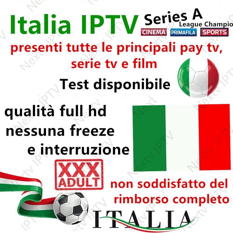 italy iptv m3u smart android tv box italia mediaset premium german spain adult xxx iptv enigma phone smart tv pc ios