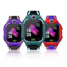 Baby Smart Watch Kids Dual Camera Anti Lost Location SOS SIM Phone Watch Children Smart Watch LBS Positioning Tracker Waterproof