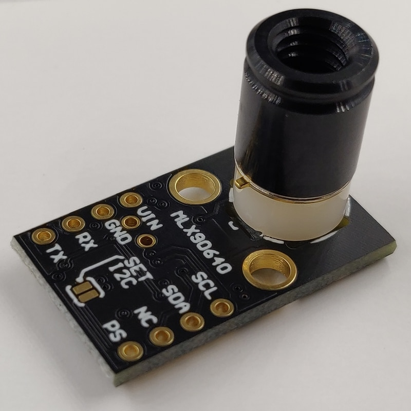 MLX90640 IR 32*24 Infrared temperature measurement dot matrix sensor Thermal imager module