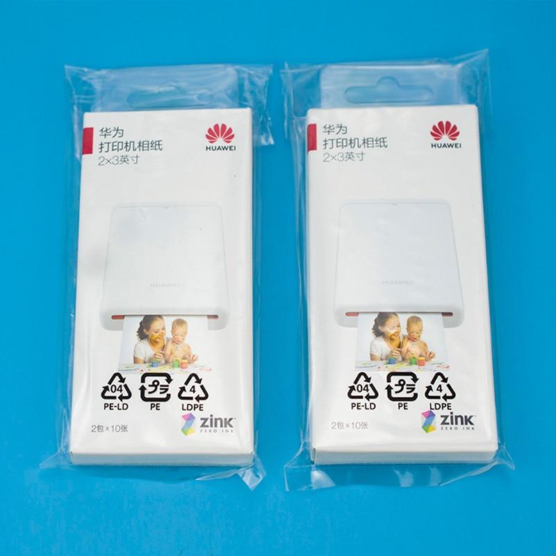 Пастельная фотобумага Zink 2*3 дюйма, карманная фотобумага, фотобумага, фотобумага для HUAWEI, фотопринтера CV80, DIY Printin