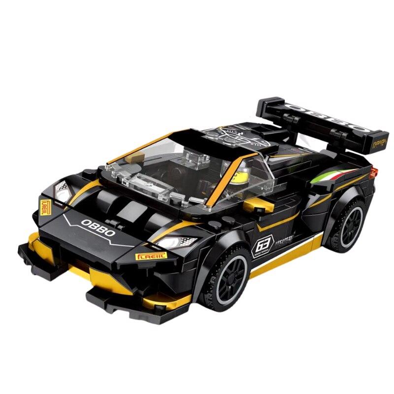 2020 novo criador velocidade campeões tijolos de corrida super carro veículo builidng blocos conjunto moc brinquedos para crianças presente compatível 76899