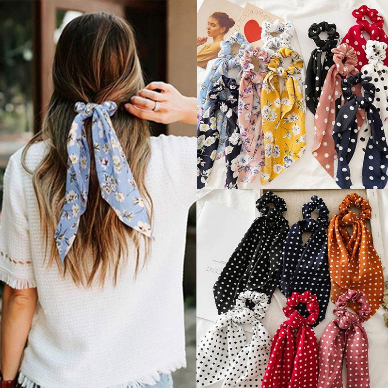 Laço elástico do cabelo do laço da corda do cabelo da menina laços cabelo coreano acessórios para o cabelo headwear