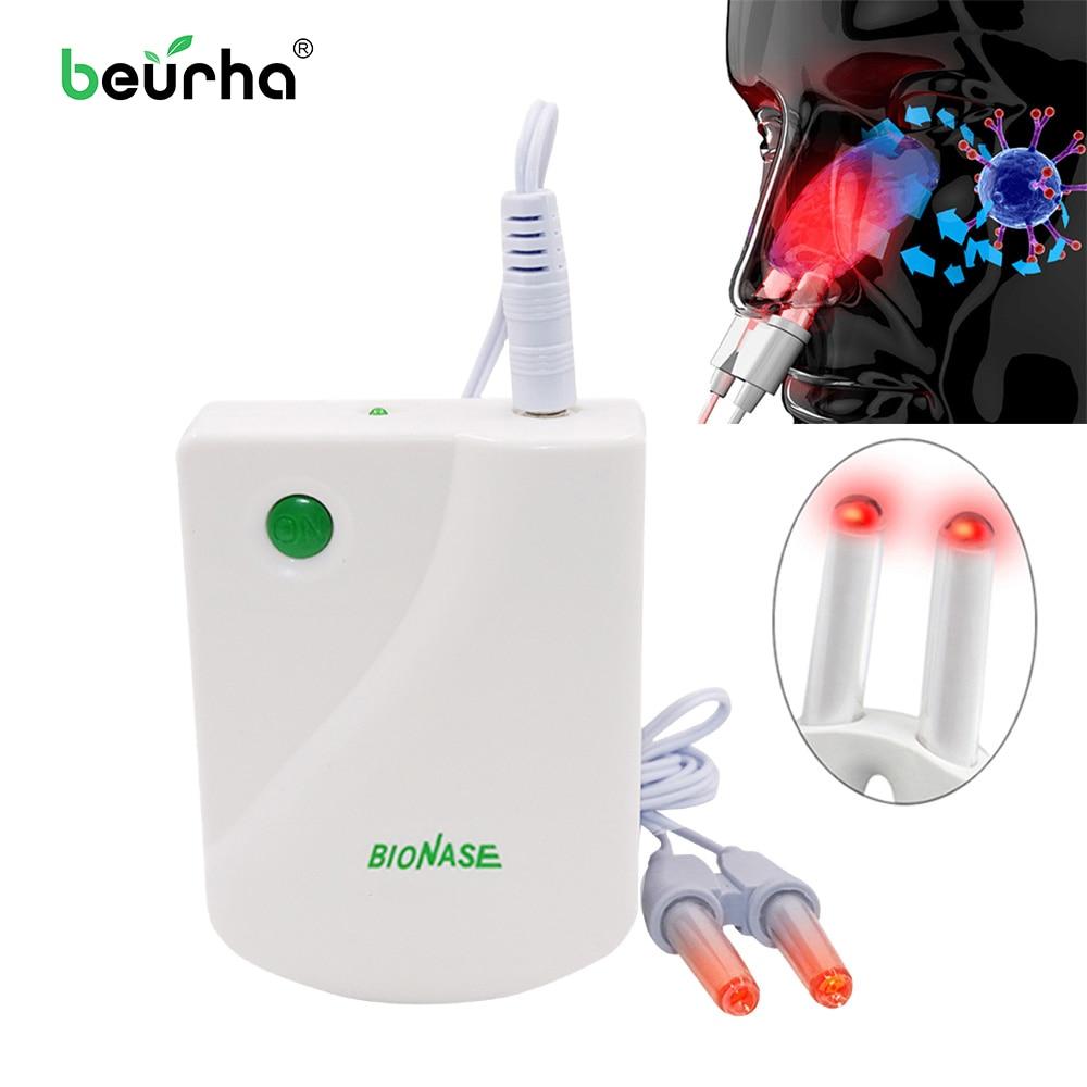 Горячие Dropship для носа, для лечения ринитов синусит Лечение Терапия Массаж поллиноза низкочастотный импульсный лазер нос здравоохранения очистная машина