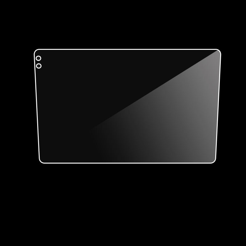 Car Tempered Glass Protective Film car Sticker for Junsun V1 9 10.1 inch car Radio stereo DVD GPS touch full LCD screen